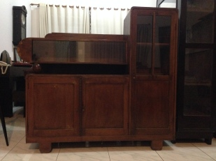 Buffet Jati Art Deco
