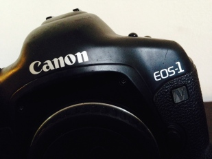 Canon EOS 1V SLR Camera Body On;y