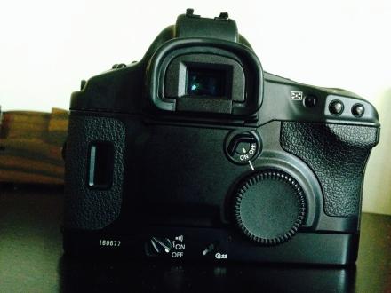 Canon EOS 1V SLR Camera Body On;y