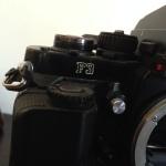 Nikon F3HP with Motor Drive