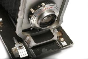 Linhof Standard Press Large Format Camera